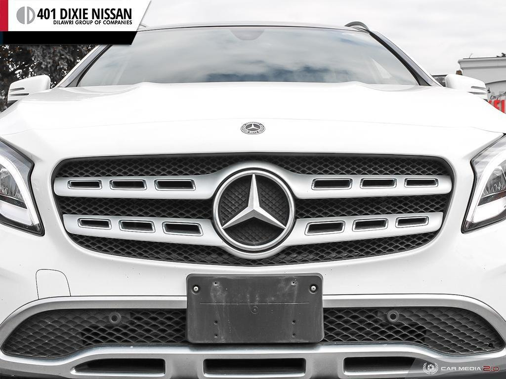 2018 Mercedes-Benz GLA250 4MATIC SUV in Mississauga, Ontario - 8 - w1024h768px