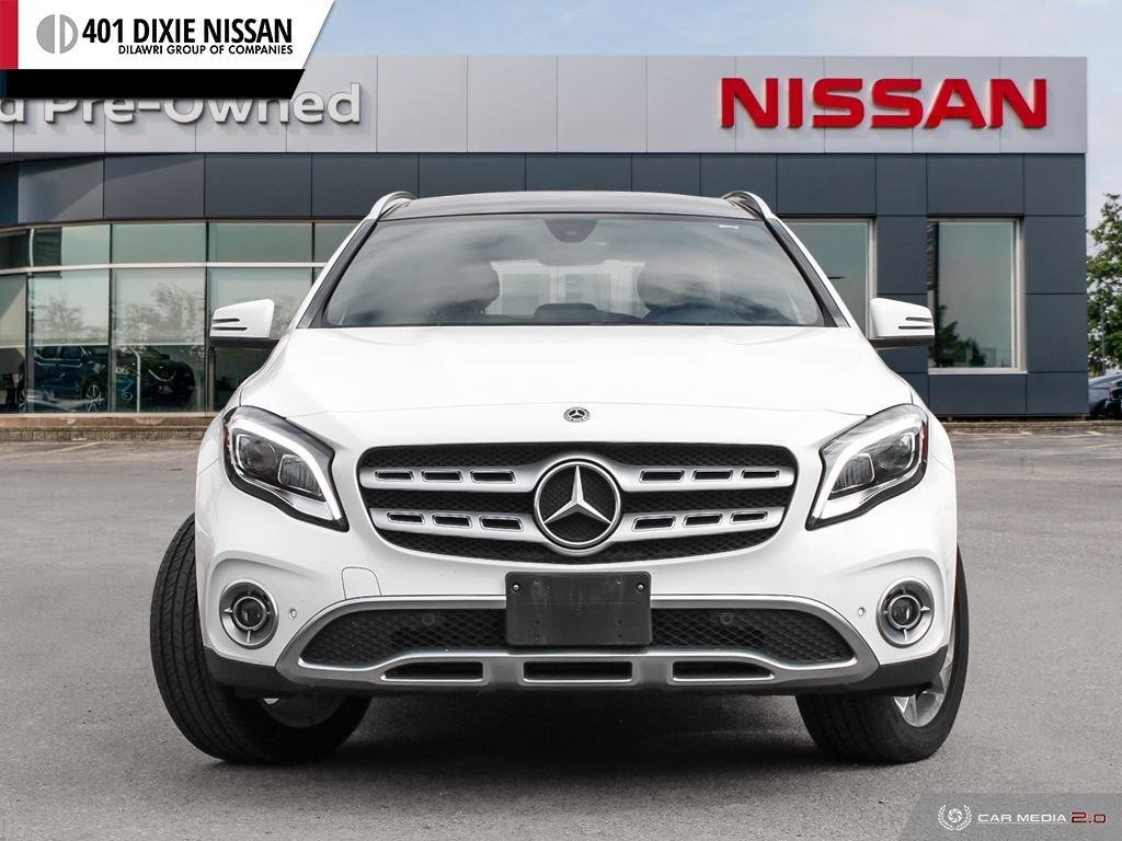 2018 Mercedes-Benz GLA250 4MATIC SUV in Mississauga, Ontario - 2 - w1024h768px