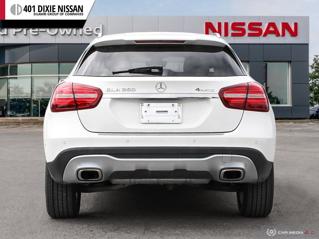 2018 Mercedes-Benz GLA250 4MATIC SUV in Mississauga, Ontario - 5 - w1024h768px