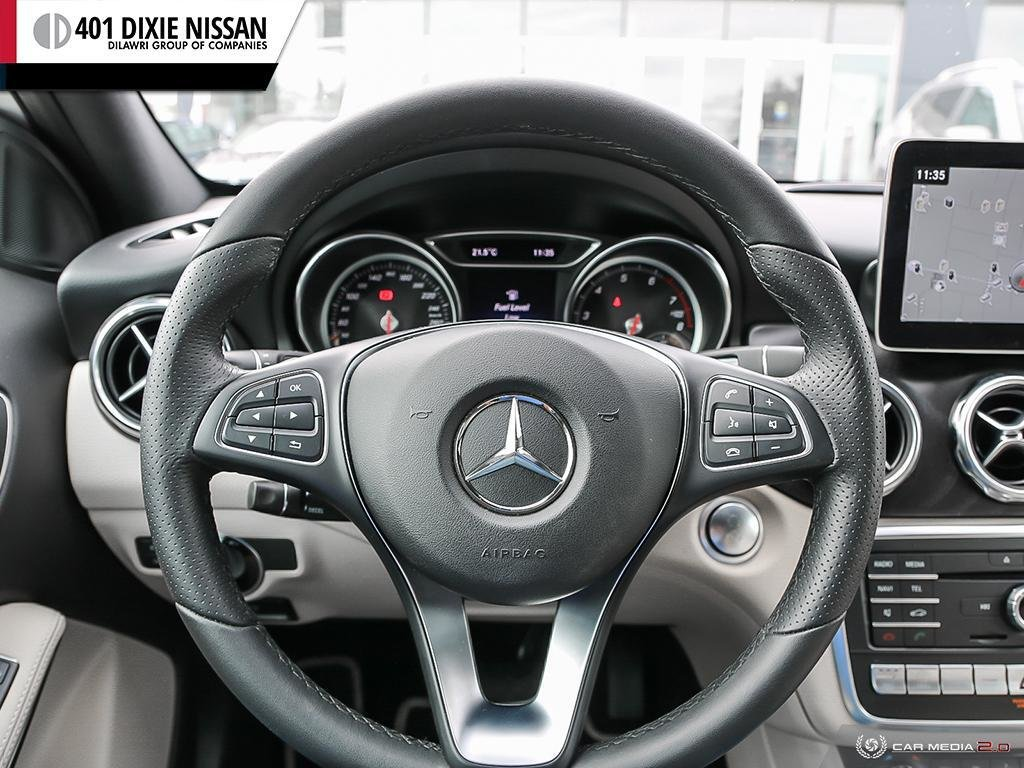 2018 Mercedes-Benz GLA250 4MATIC SUV in Mississauga, Ontario - 14 - w1024h768px