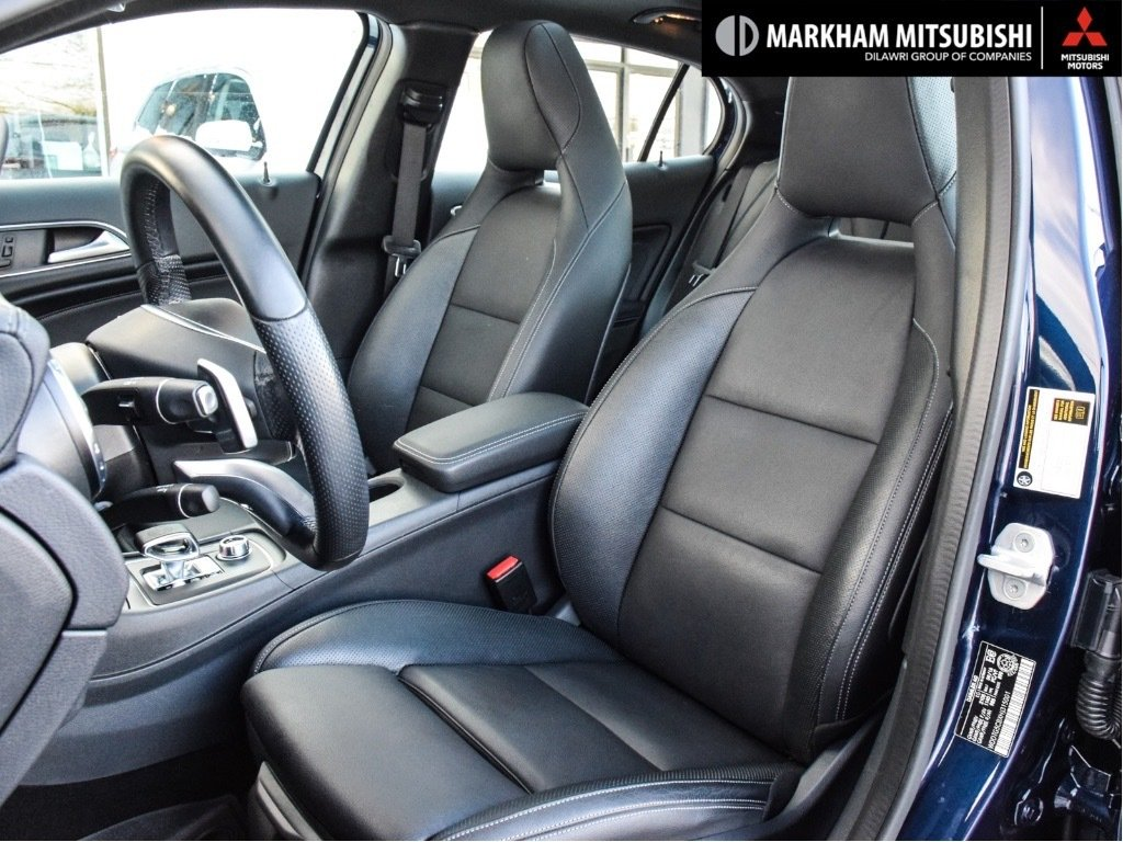 Markham Mitsubishi | 2017 Mercedes-Benz GLA45 AMG 4MATIC ...
