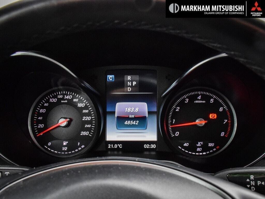 2017 Mercedes-Benz GLC300 4MATIC SUV in Markham, Ontario - 13 - w1024h768px