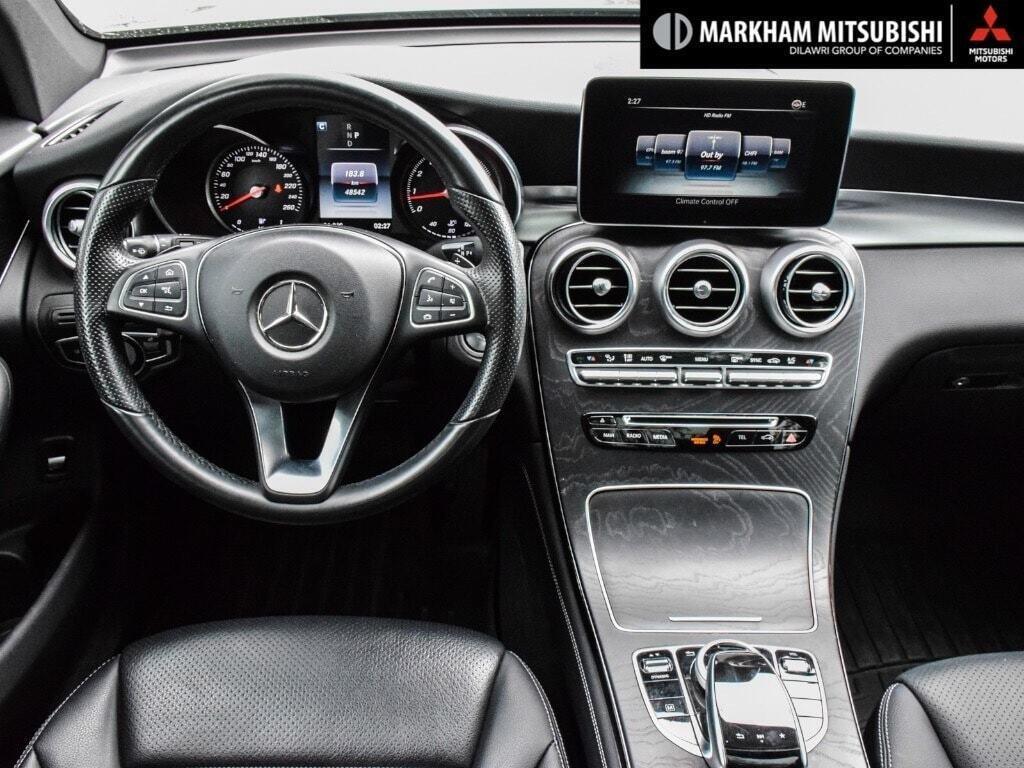 2017 Mercedes-Benz GLC300 4MATIC SUV in Markham, Ontario - 12 - w1024h768px