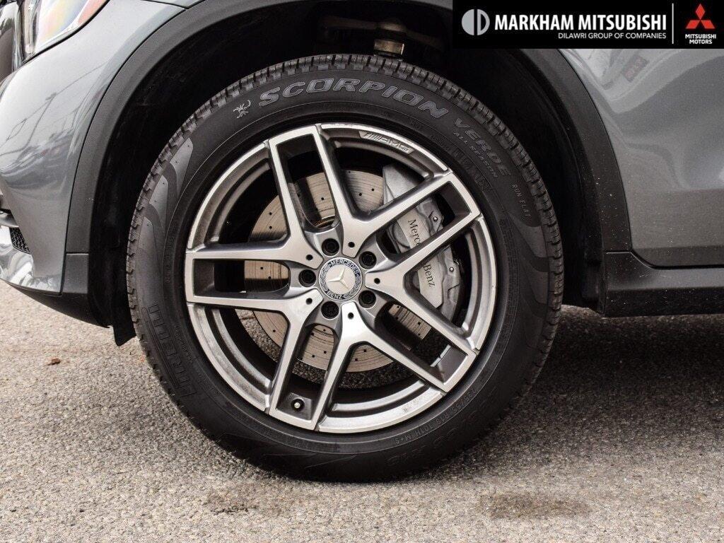 2017 Mercedes-Benz GLC300 4MATIC SUV in Markham, Ontario - 7 - w1024h768px