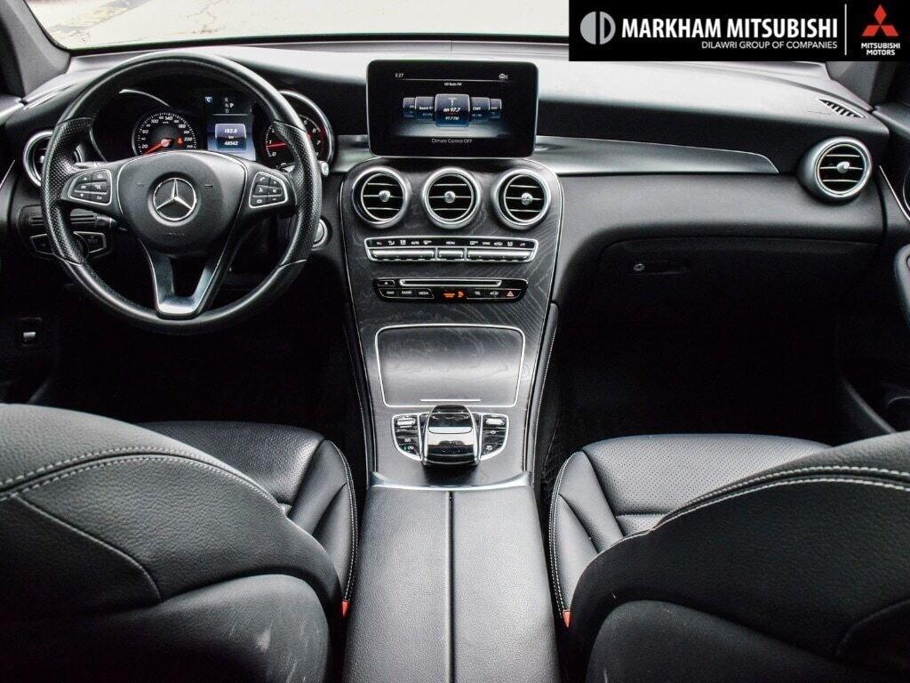 2017 Mercedes-Benz GLC300 4MATIC SUV in Markham, Ontario - 11 - w1024h768px