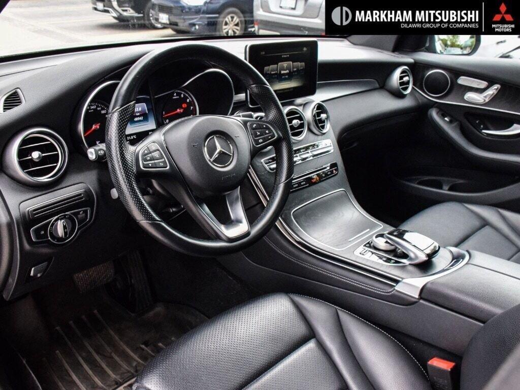 2017 Mercedes-Benz GLC300 4MATIC SUV in Markham, Ontario - 10 - w1024h768px