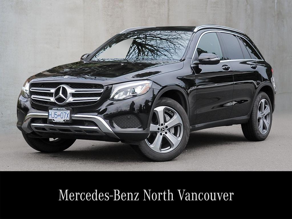 Mercedes-Benz North Vancouver | 2019 Mercedes-Benz GLC300 ...