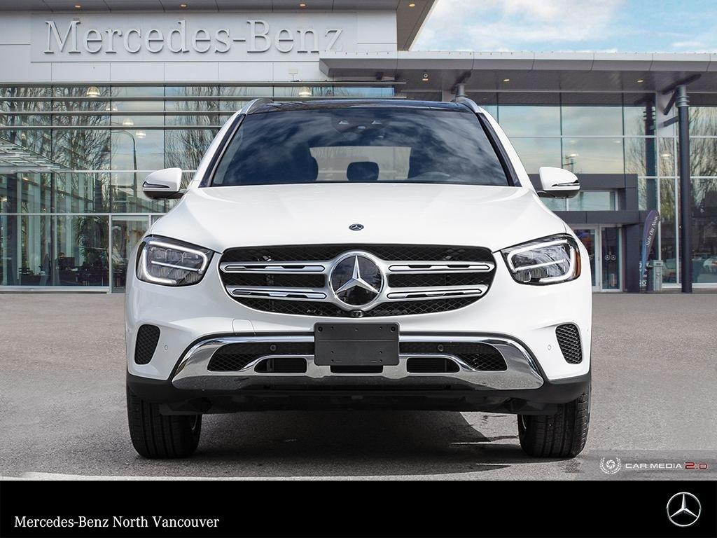 Mercedes-Benz North Vancouver | 2020 Mercedes-Benz GLC300 ...