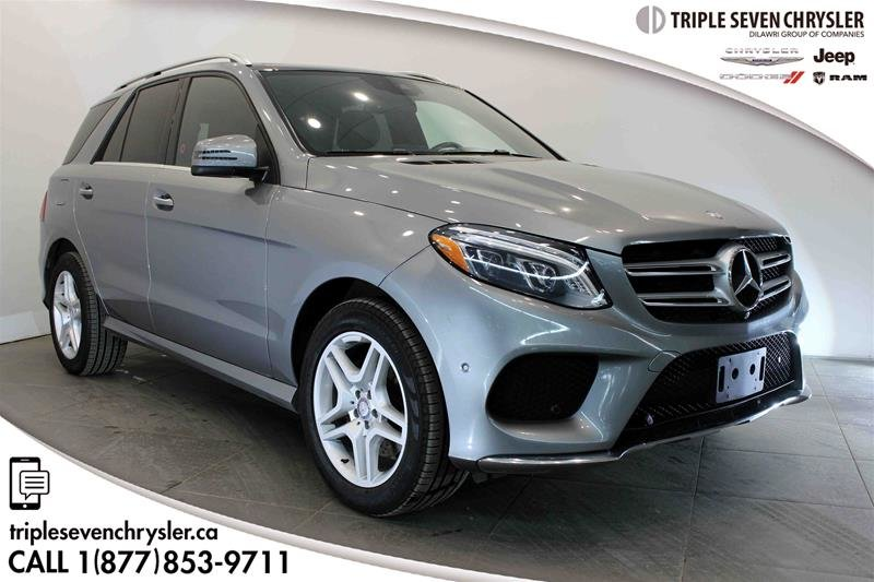 2016 Mercedes-Benz GLE350d 4MATIC in Regina, Saskatchewan - 1 - w1024h768px
