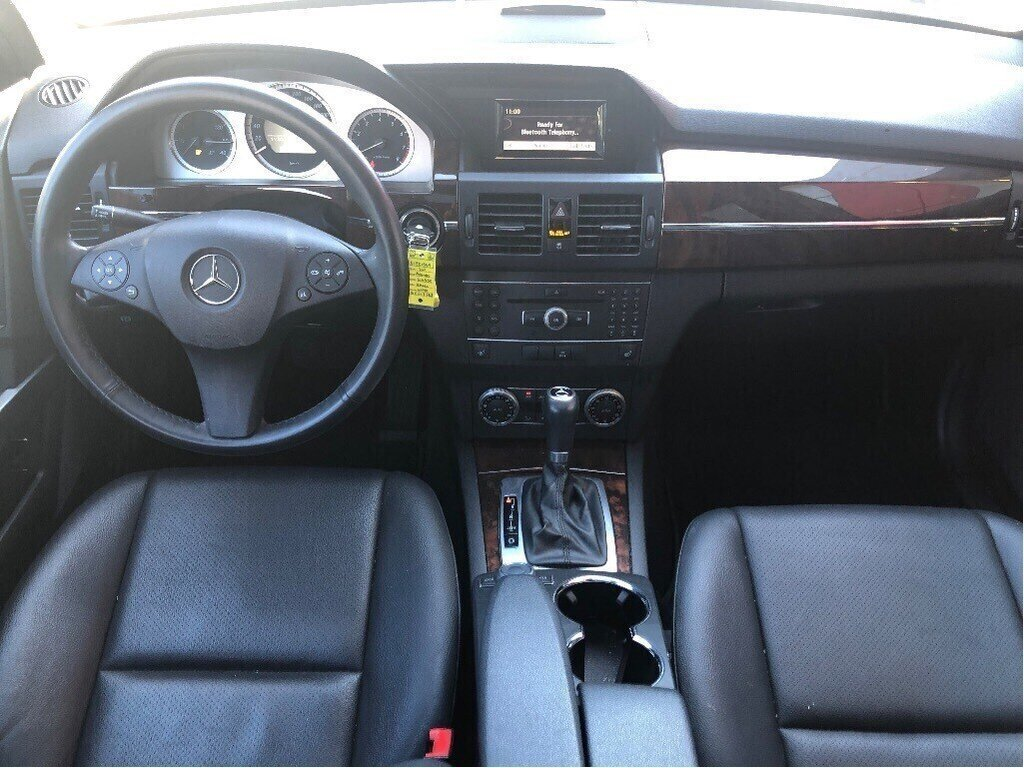 2011 Mercedes-Benz GLK350 4MATIC in Vancouver, British Columbia - 12 - w1024h768px