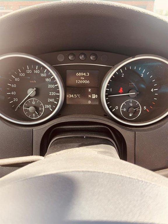 2011 Mercedes-Benz ML350 BlueTEC 4MATIC in Regina, Saskatchewan - 7 - w1024h768px