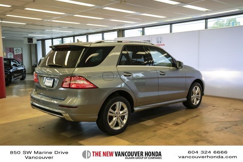 2012 Mercedes-Benz ML350 BlueTEC 4MATIC in Vancouver, British Columbia - 27 - w1024h768px
