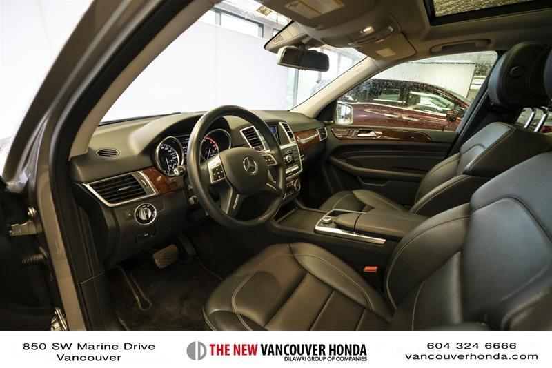 2012 Mercedes-Benz ML350 BlueTEC 4MATIC in Vancouver, British Columbia - 11 - w1024h768px