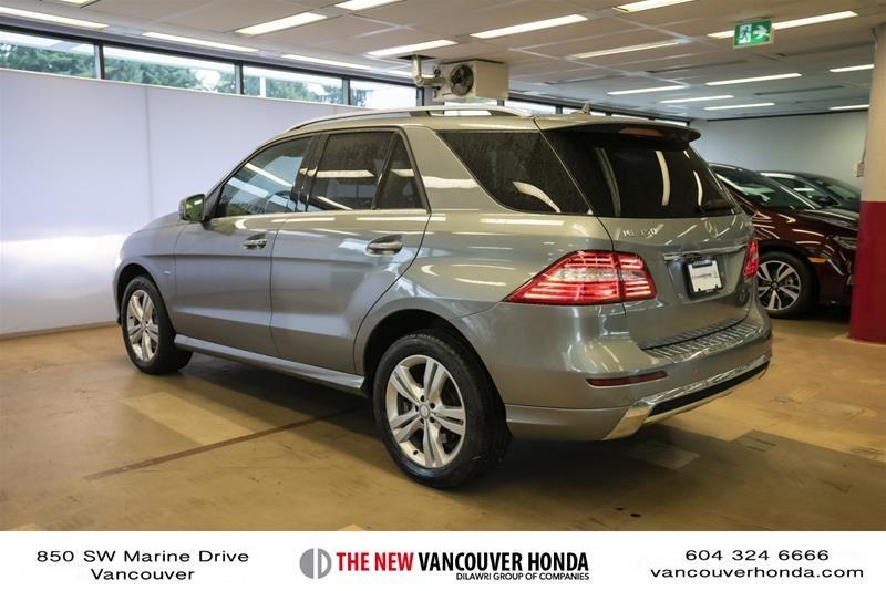 2012 Mercedes-Benz ML350 BlueTEC 4MATIC in Vancouver, British Columbia - 7 - w1024h768px