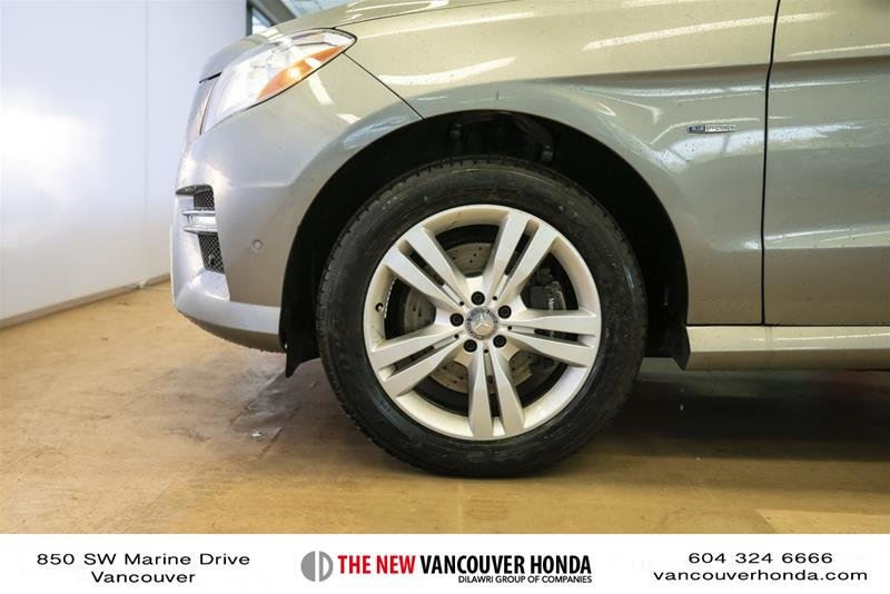 2012 Mercedes-Benz ML350 BlueTEC 4MATIC in Vancouver, British Columbia - 9 - w1024h768px