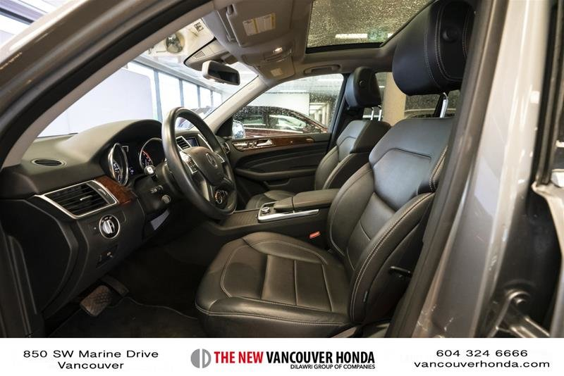 2012 Mercedes-Benz ML350 BlueTEC 4MATIC in Vancouver, British Columbia - 10 - w1024h768px