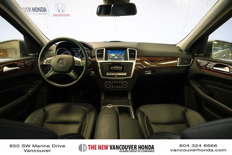 2012 Mercedes-Benz ML350 BlueTEC 4MATIC in Vancouver, British Columbia - 13 - w1024h768px