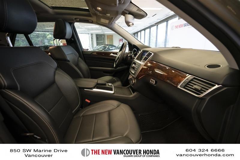 2012 Mercedes-Benz ML350 BlueTEC 4MATIC in Vancouver, British Columbia - 16 - w1024h768px