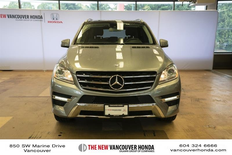 2012 Mercedes-Benz ML350 BlueTEC 4MATIC in Vancouver, British Columbia - 25 - w1024h768px