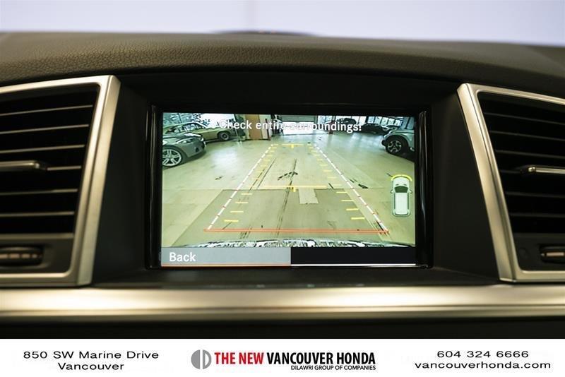 2012 Mercedes-Benz ML350 BlueTEC 4MATIC in Vancouver, British Columbia - 42 - w1024h768px