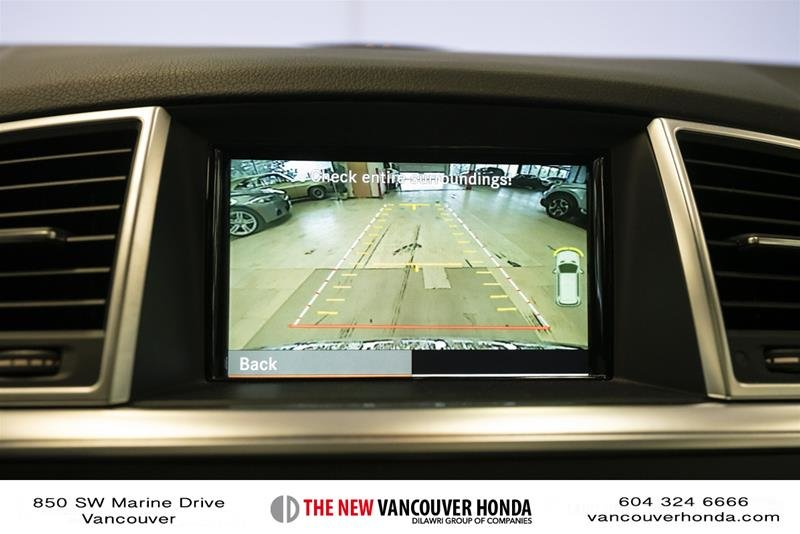 2012 Mercedes-Benz ML350 BlueTEC 4MATIC in Vancouver, British Columbia - 20 - w1024h768px
