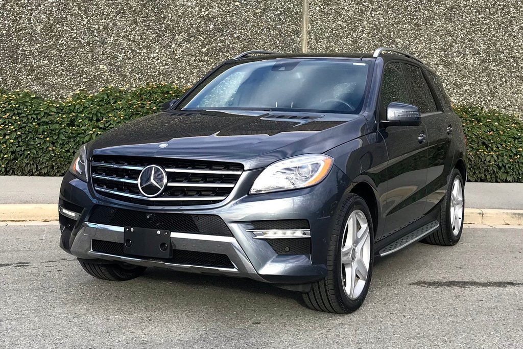 2015 Mercedes-Benz ML400 4MATIC in North Vancouver, British Columbia - 7 - w1024h768px