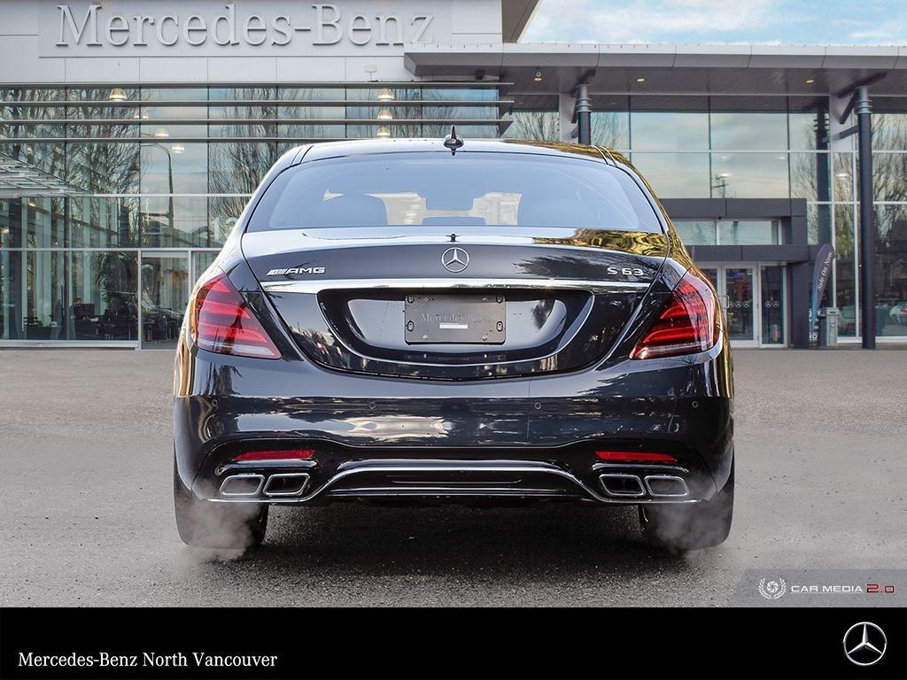 Mercedes-Benz North Vancouver | 2020 Mercedes-Benz S63 AMG ...