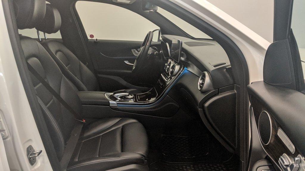 2017 MERCEDES LIGHT GLC 4DR SUV GLC300 4M in Regina, Saskatchewan - 18 - w1024h768px