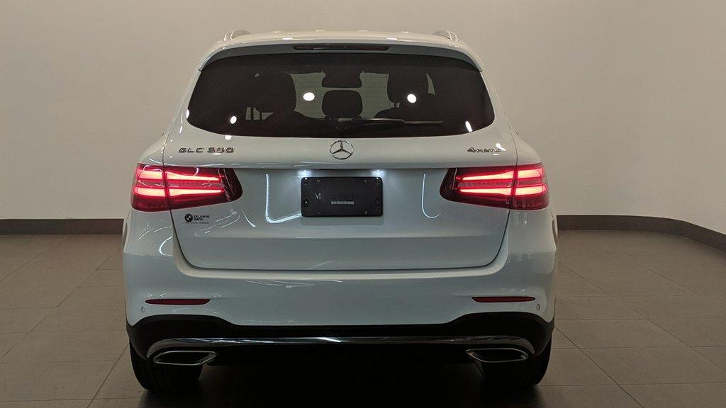 2017 MERCEDES LIGHT GLC 4DR SUV GLC300 4M in Regina, Saskatchewan - 23 - w1024h768px