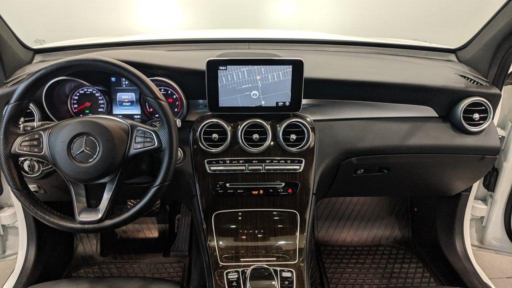 2017 MERCEDES LIGHT GLC 4DR SUV GLC300 4M in Regina, Saskatchewan - 15 - w1024h768px