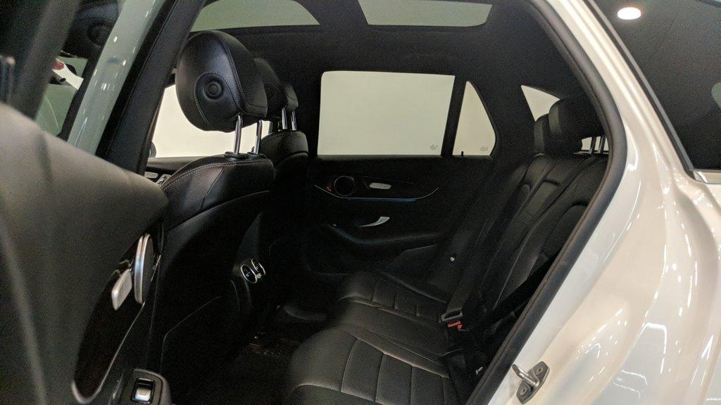 2017 MERCEDES LIGHT GLC 4DR SUV GLC300 4M in Regina, Saskatchewan - 13 - w1024h768px