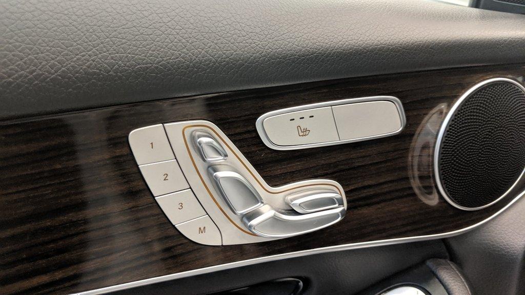 2017 MERCEDES LIGHT GLC 4DR SUV GLC300 4M in Regina, Saskatchewan - 4 - w1024h768px