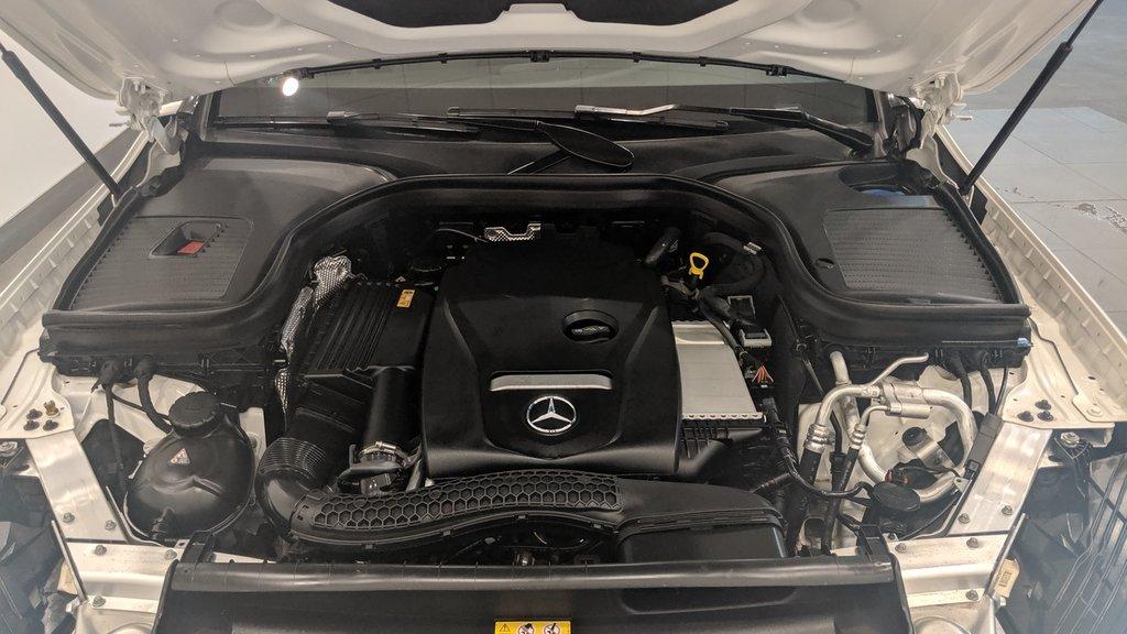 2017 MERCEDES LIGHT GLC 4DR SUV GLC300 4M in Regina, Saskatchewan - 20 - w1024h768px