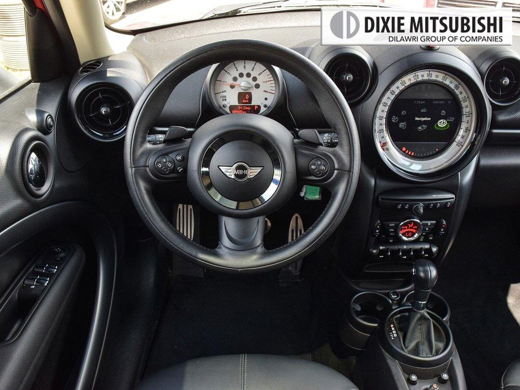 Mini dtc p1497