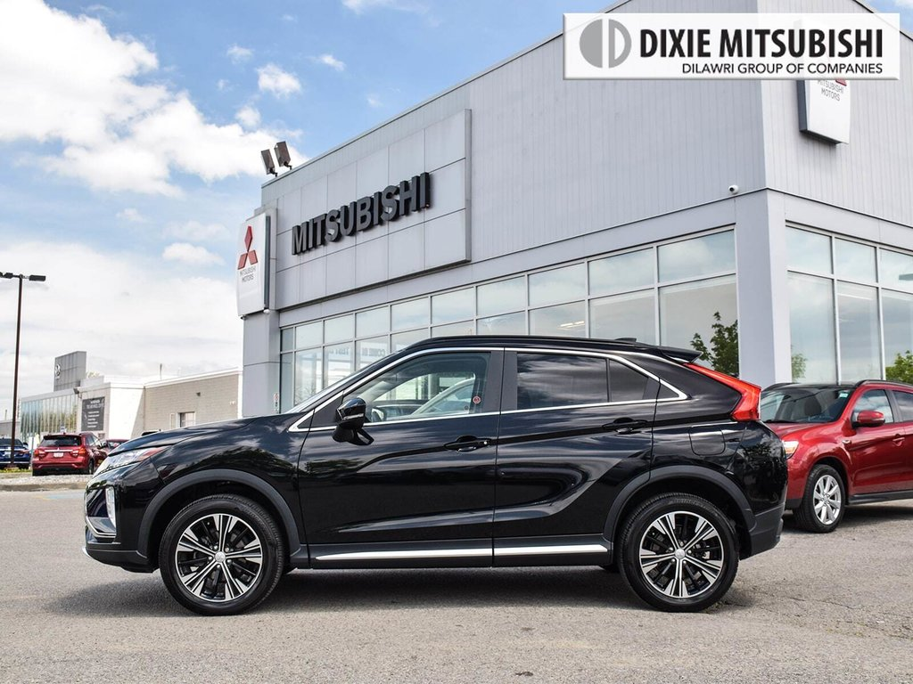 2018 Mitsubishi ECLIPSE CROSS SE S-AWC in Mississauga, Ontario - 3 - w1024h768px
