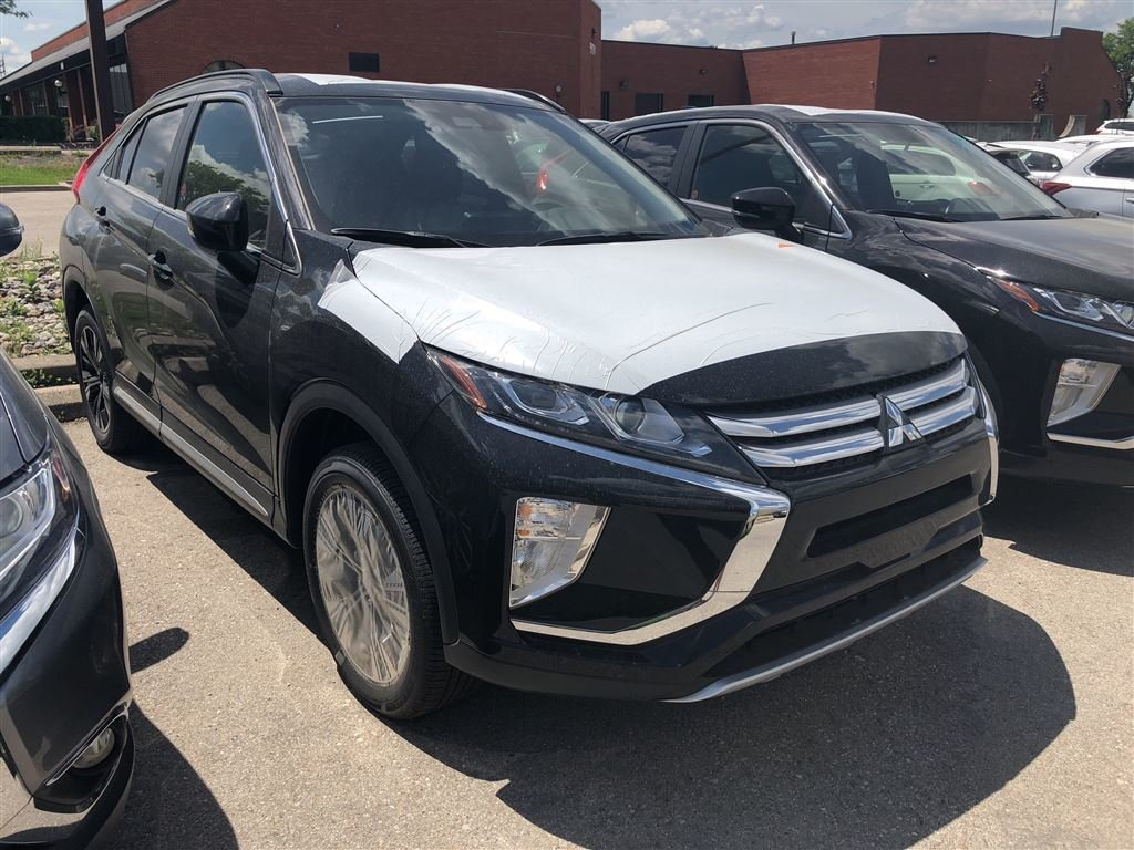 2018 Mitsubishi ECLIPSE CROSS SE S-AWC in Mississauga, Ontario - 27 - w1024h768px