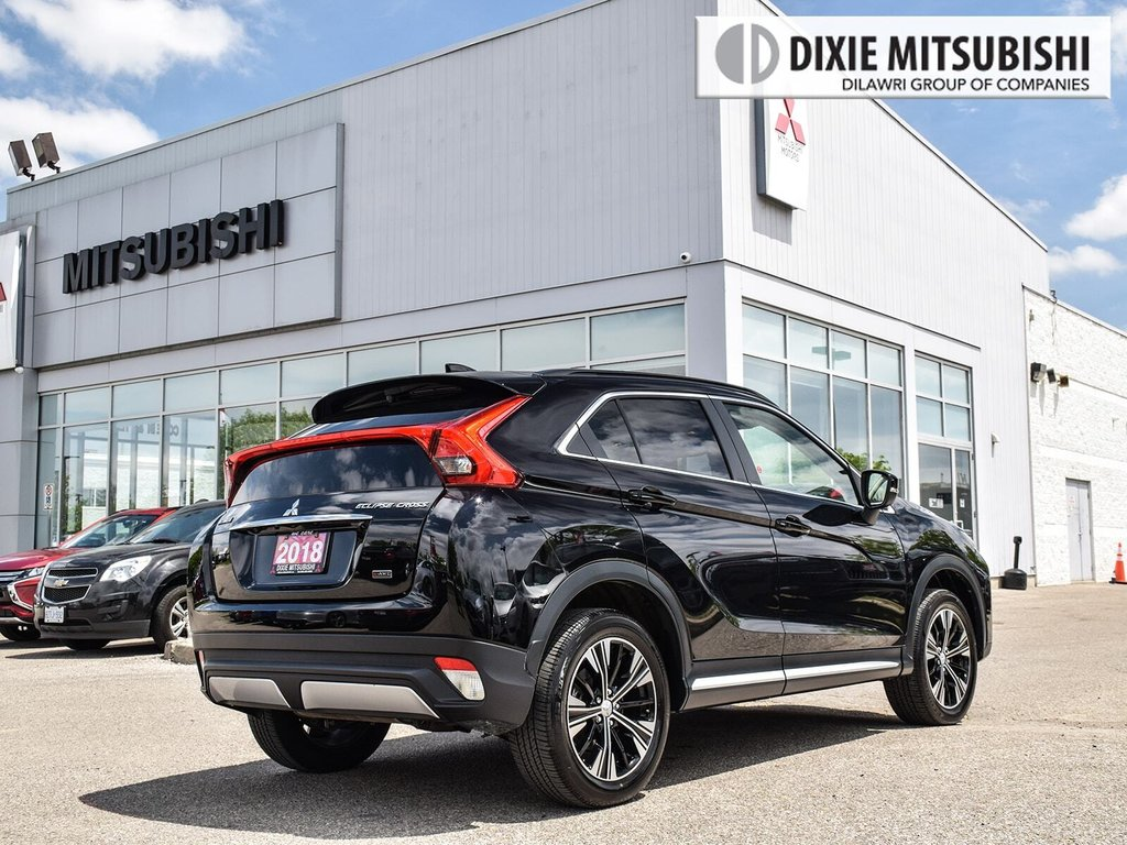 2018 Mitsubishi ECLIPSE CROSS SE S-AWC in Mississauga, Ontario - 5 - w1024h768px