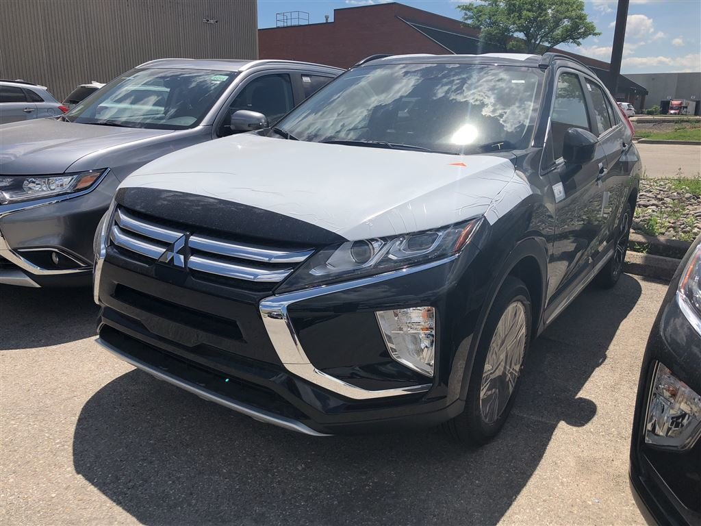 2018 Mitsubishi ECLIPSE CROSS SE S-AWC in Mississauga, Ontario - 25 - w1024h768px