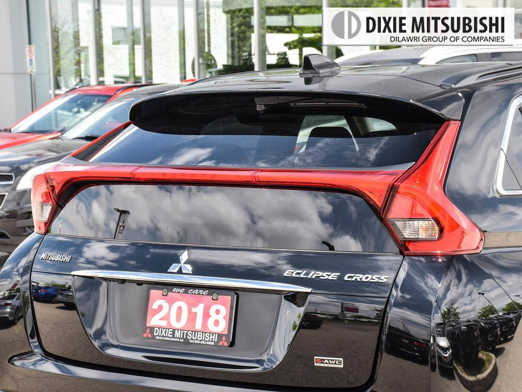 2018 Mitsubishi ECLIPSE CROSS SE S-AWC in Mississauga, Ontario - 8 - w1024h768px