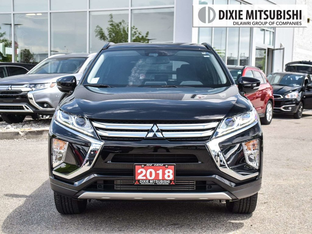 2018 Mitsubishi ECLIPSE CROSS SE S-AWC in Mississauga, Ontario - 2 - w1024h768px