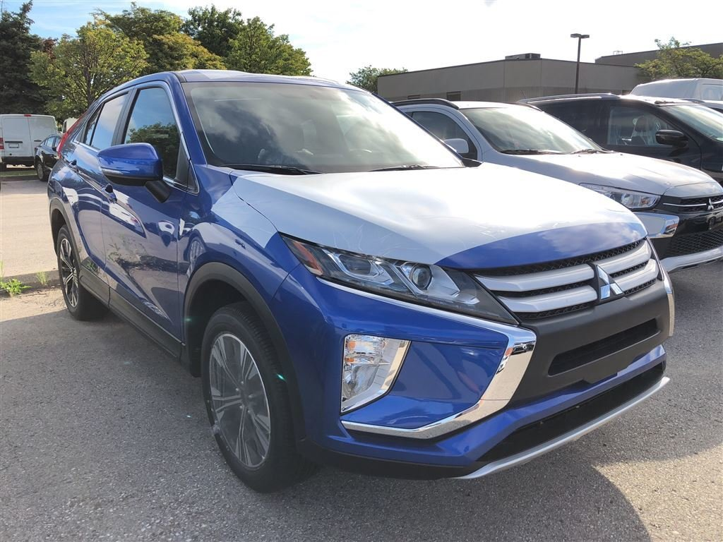 2019 Mitsubishi ECLIPSE CROSS ES S-AWC in Mississauga, Ontario - 3 - w1024h768px