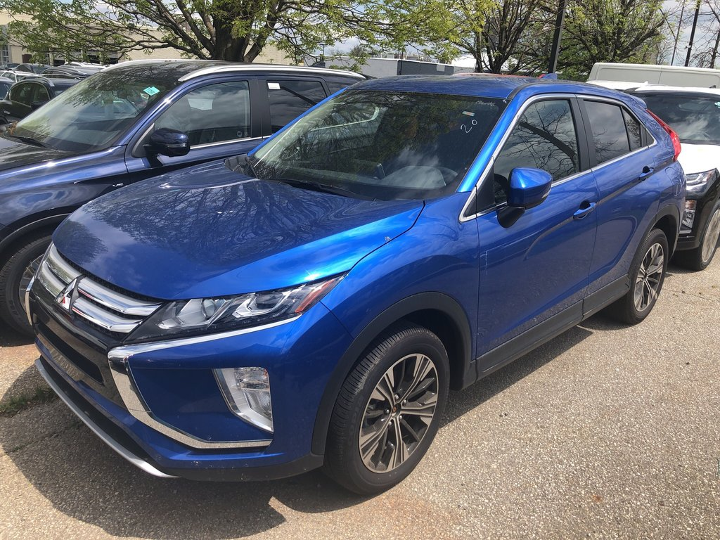 2019 Mitsubishi ECLIPSE CROSS SE S-AWC in Mississauga, Ontario - 6 - w1024h768px