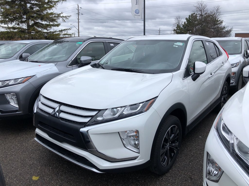 2019 Mitsubishi ECLIPSE CROSS ES S-AWC in Mississauga, Ontario - 1 - w1024h768px