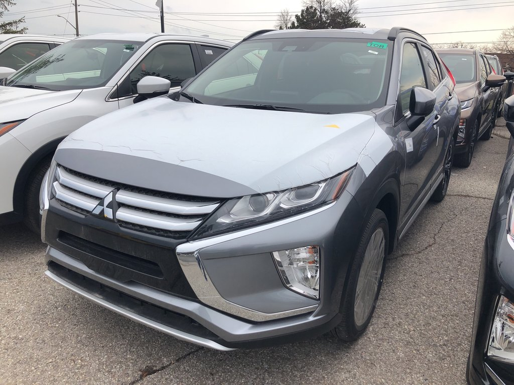 2019 Mitsubishi ECLIPSE CROSS SE S-AWC in Mississauga, Ontario - 1 - w1024h768px