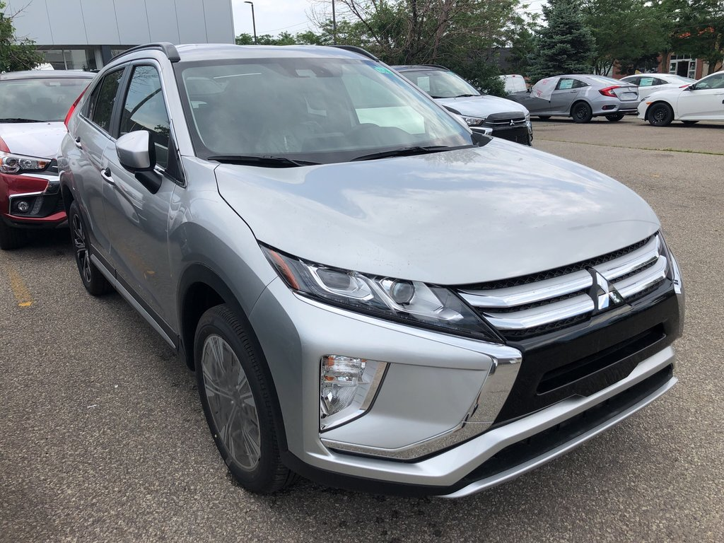 2019 Mitsubishi ECLIPSE CROSS SE S-AWC in Mississauga, Ontario - 10 - w1024h768px