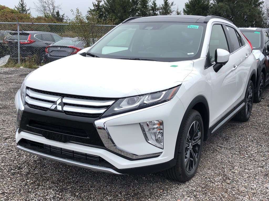 2019 Mitsubishi ECLIPSE CROSS GT S-AWC in Markham, Ontario - 1 - w1024h768px