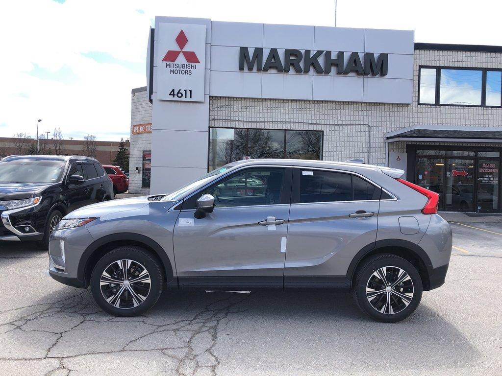 2019 Mitsubishi ECLIPSE CROSS ES S-AWC (2) in Markham, Ontario - 2 - w1024h768px