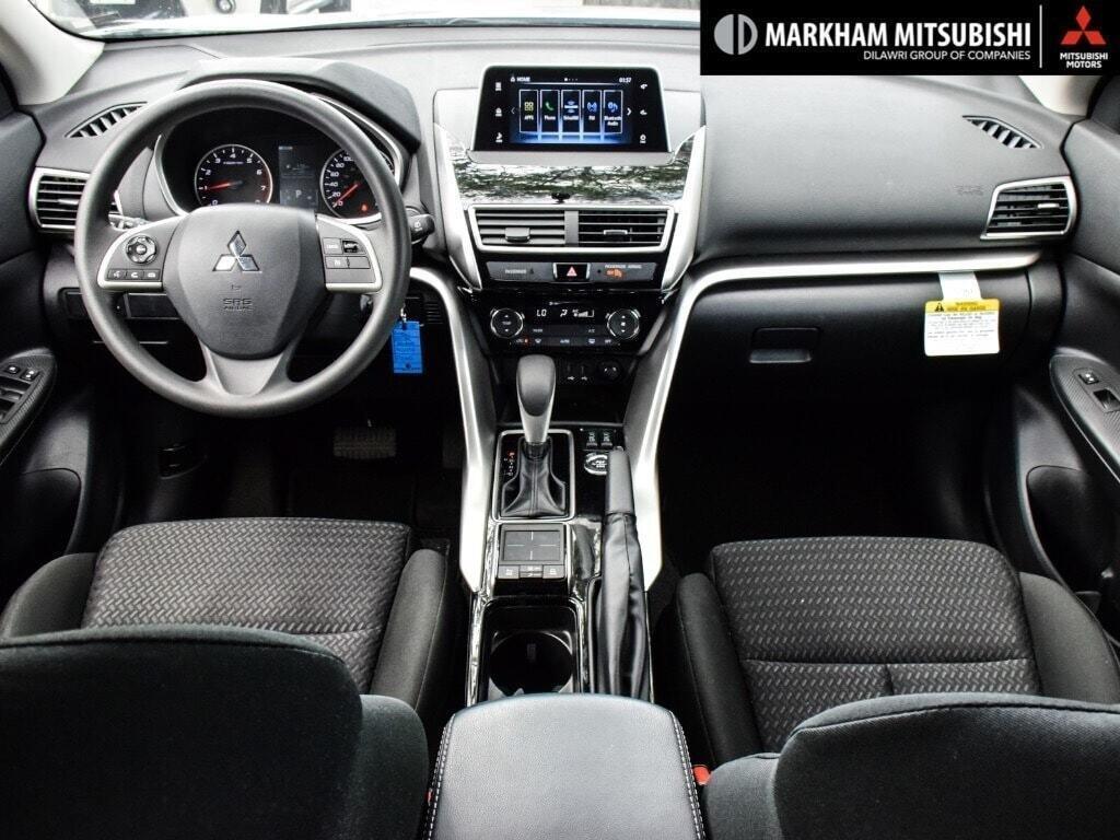 2019 Mitsubishi ECLIPSE CROSS ES S-AWC in Markham, Ontario - 11 - w1024h768px