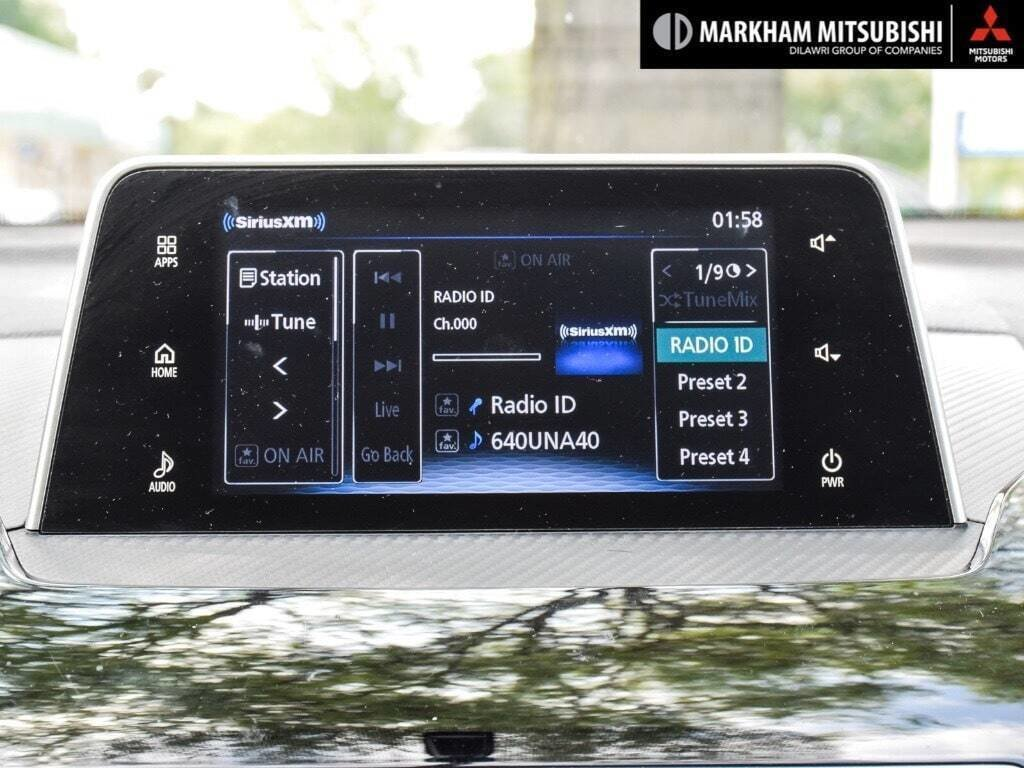 2019 Mitsubishi ECLIPSE CROSS ES S-AWC in Markham, Ontario - 18 - w1024h768px