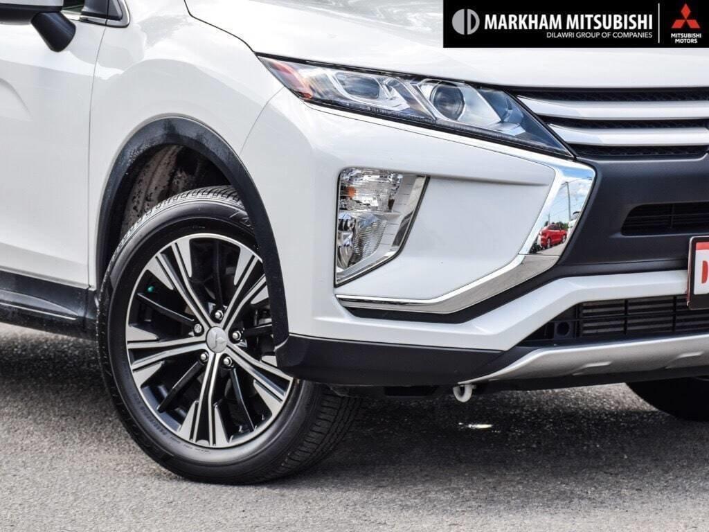 2019 Mitsubishi ECLIPSE CROSS ES S-AWC in Markham, Ontario - 7 - w1024h768px